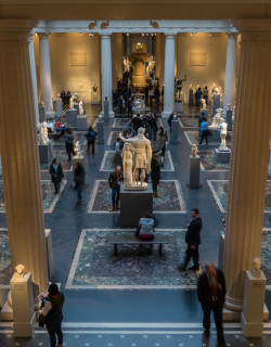 NYC – The Museums
