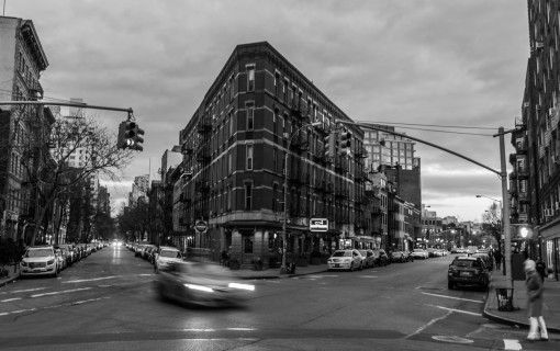 NYC – in Black and White